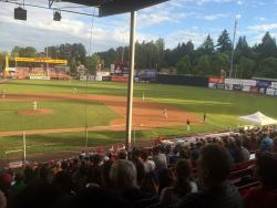 Scotiabank Field at Nat Bailey Stadium
