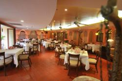 The Casablanca, Indian and Arabian Cuisine