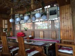 Una baita nel villaggio di Ping'An