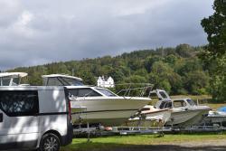 Loch Awe Boats