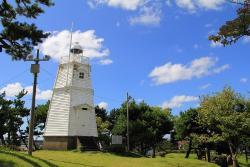 Wooden Hexagonal Lighthouse