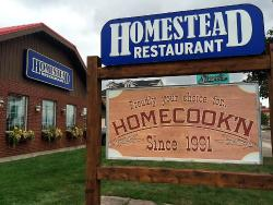 Homestead Restaurant
