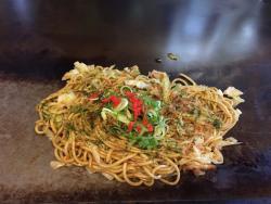 Okonomiyaki Katsu