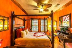 Master Bed King Beach Villa