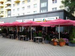 La Perla Restaurnat Eiscafe Pizzeria
