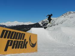 Moon Park - Snowpark