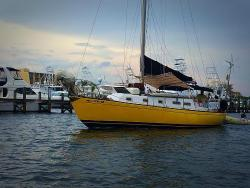 Yellow Sailboat Sailing Tours
