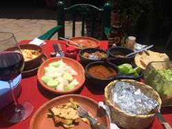 Restaurant La Mezcalera
