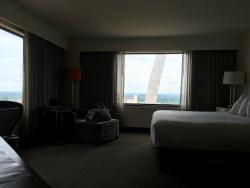 View of the room.