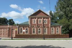 Academician I. Pavlov's Memorial Museum Estate