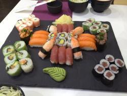 Resto Sushi's Strasbourg Centre