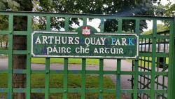 Arthur's Quay Park