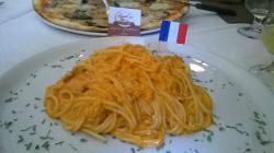 Spaghetti al tonno SIN GLUTEN