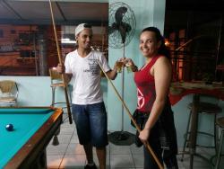 Saloon Snooker Bar