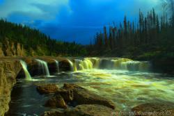 Sambaa Deh Falls Territorial Park