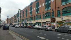 Arthur's Quay Shopping Centre