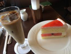 Tsubakiya Coffee Shop SHimbashi SAryo