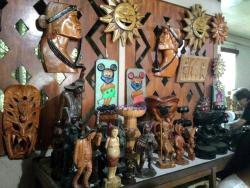 Ifugao Woodcarvers' Village