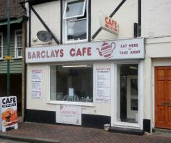 Barclays Cafe