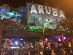 Aruba Cocktail Bar