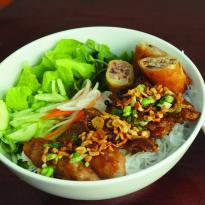 Bún Thịt Nướng Vị Sài Gòn