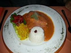 Restaurant la Case Kreol-Mauritius Gaststatte