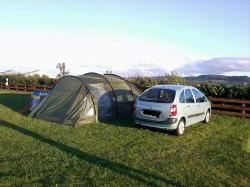 Henllys Farm Touring and Camping Site