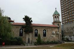 Armenian Church Saint Cross