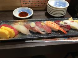 Sushi Chef Ginjiro