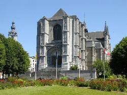 Collegiale Sainte-Waudru