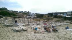 Public beach Cala Tarida