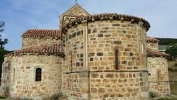 Iglesia Románica de San Salvador de Catamuda