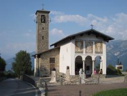 Santuario Madonna del Ghisallo