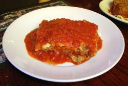Lasagna... Need I say more?