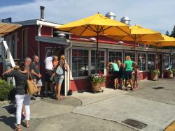Friday Harbor Ice Cream