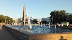 50 Let Oktyabrya Square