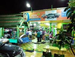 A must visit durian stahl if you visit Medan, North Sumatera, Indonesia