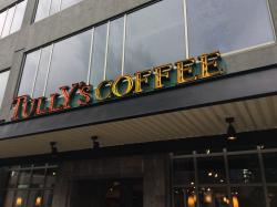Tully's Coffee - Market Place