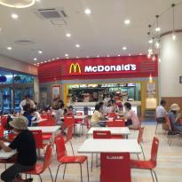 McDonald's Kitasuna Ario
