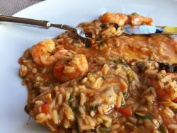 o arroz de marisco para 2 pessoas é uma boa experiència
