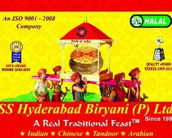 SS HYDERABAD BIRYANI PVT LTD