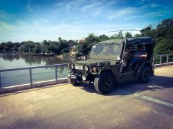 Hue Adventures - Motorbike & Jeep Tours