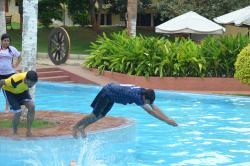 Team Akademe Diving