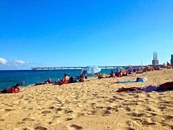 Badalona Beach