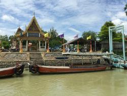 Ayutthaya Ferry Boat