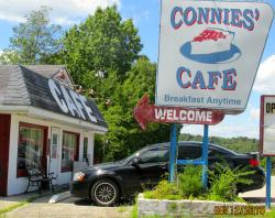‪Connies Cafe‬