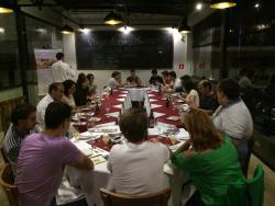 Alguns dos pratos servidos no restaurante Amicci Anchieta