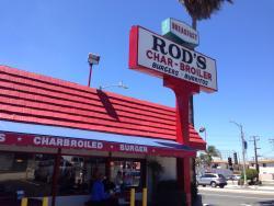 Rod's Charburger