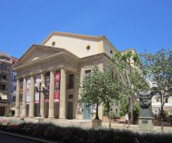 Plaza de Ruperto Chapi