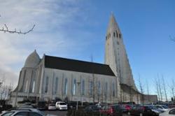 Iglesia de Hallgrímur (Hallgrimskirkja)